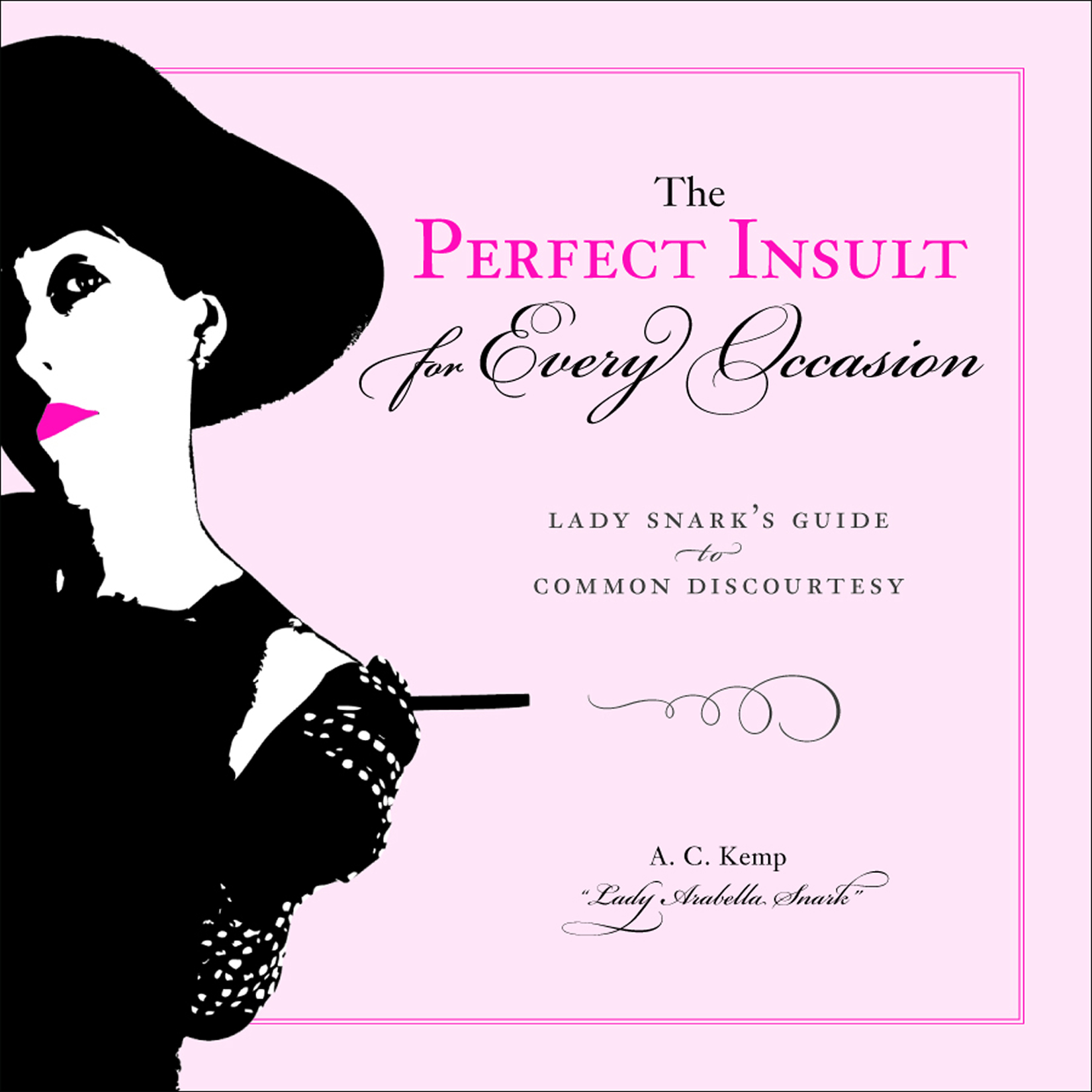 The Perfect Insult for Every Occasion Cover